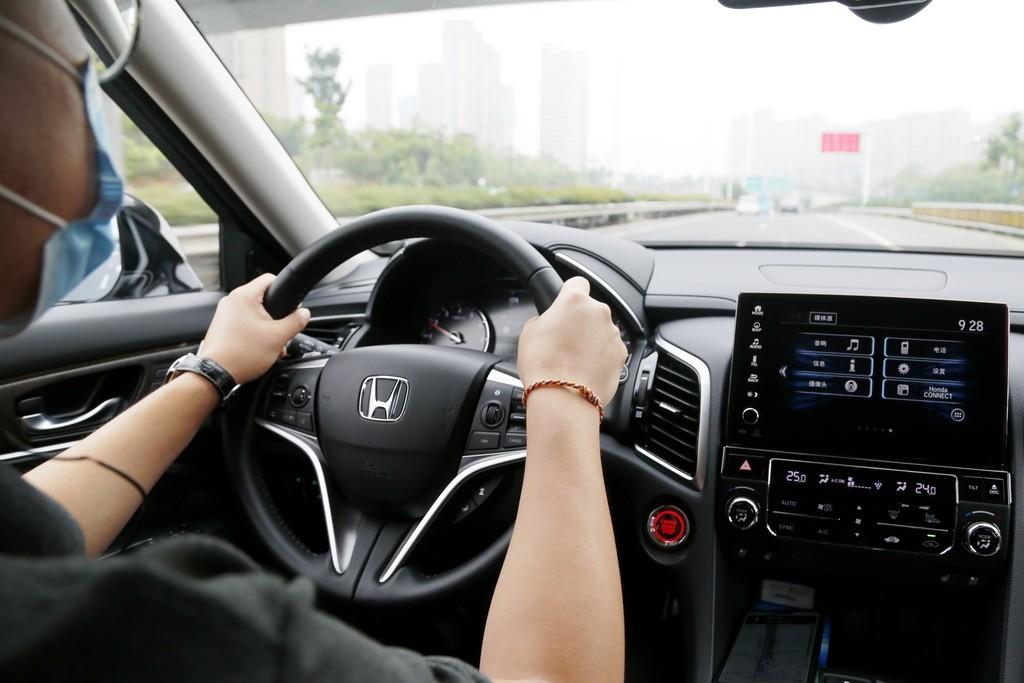 大五座SUV标杆变得更强了吗?新款冠道试驾_试驾评测 -第3张图片-汽车笔记网