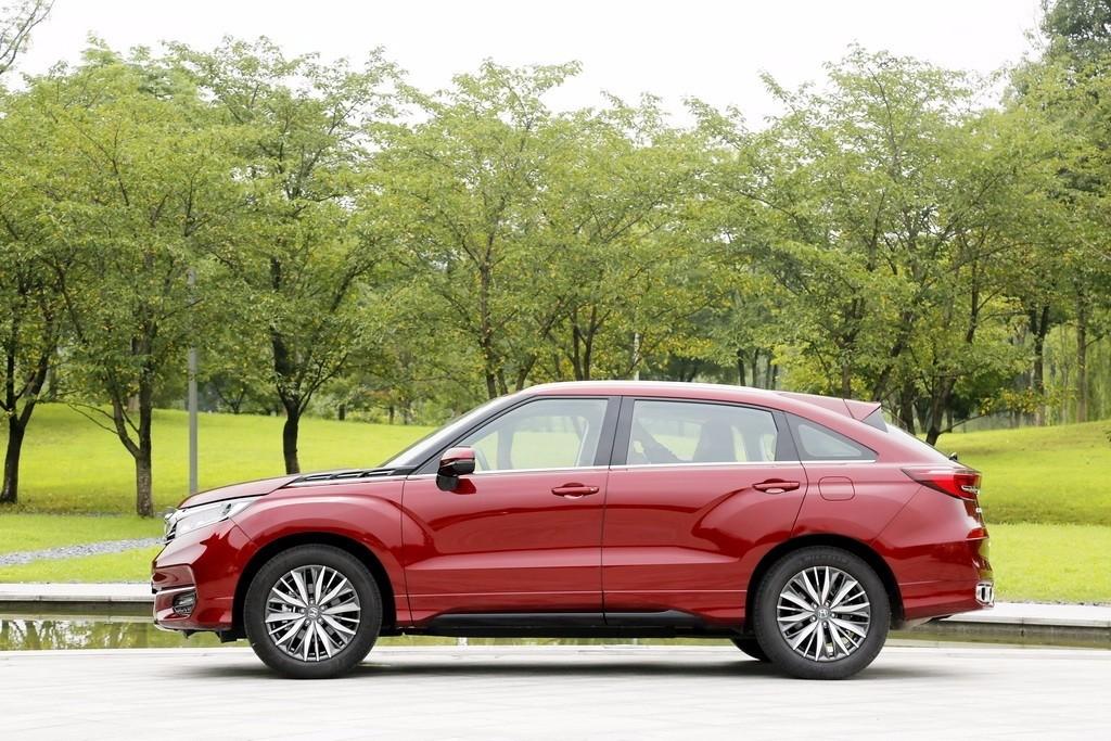 大五座SUV标杆变得更强了吗?新款冠道试驾_试驾评测 -第9张图片-汽车笔记网