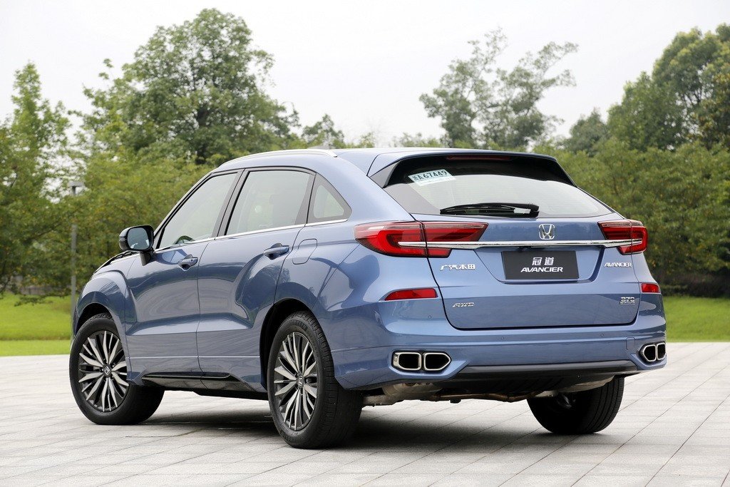大五座SUV标杆变得更强了吗?新款冠道试驾_试驾评测 -第12张图片-汽车笔记网