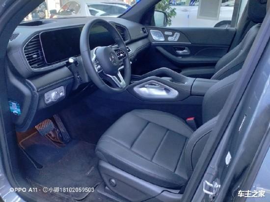 2020款奔驰GLE450加版SUV天津港华速盛唐火热低促