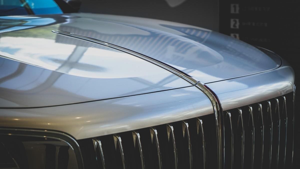 红旗H9到店实拍:气场不输奔驰S级的自主豪华轿车!_车型图解 -第4张图片-汽车笔记网
