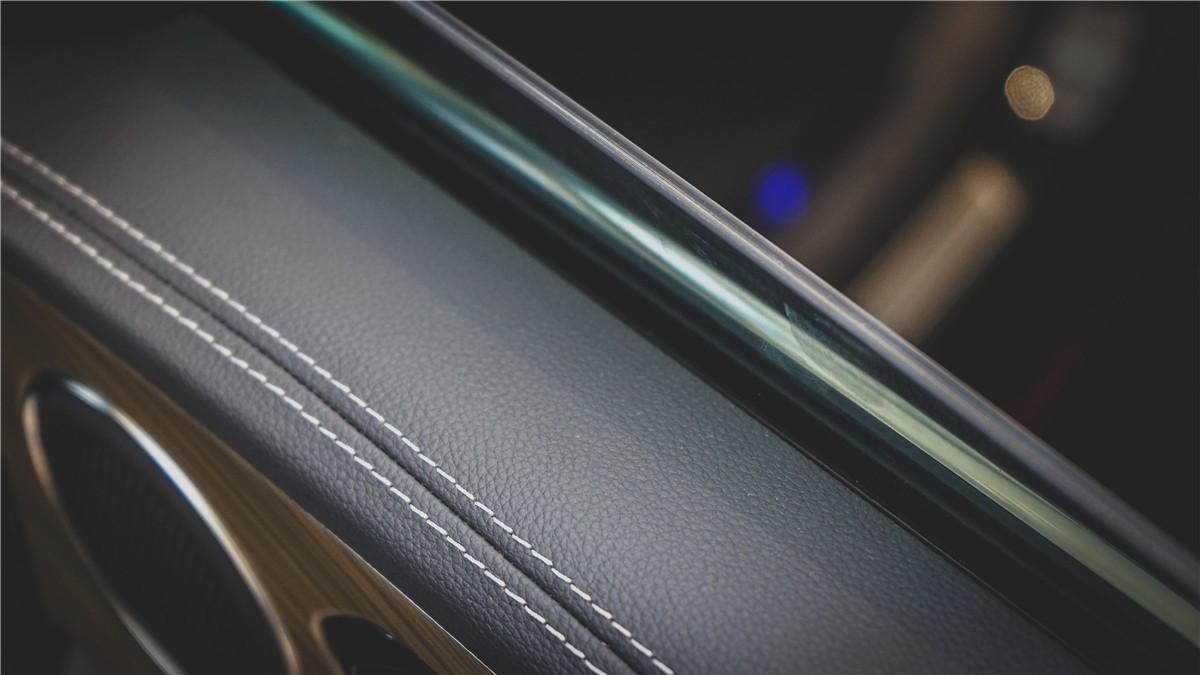 红旗H9到店实拍:气场不输奔驰S级的自主豪华轿车!_车型图解 -第25张图片-汽车笔记网