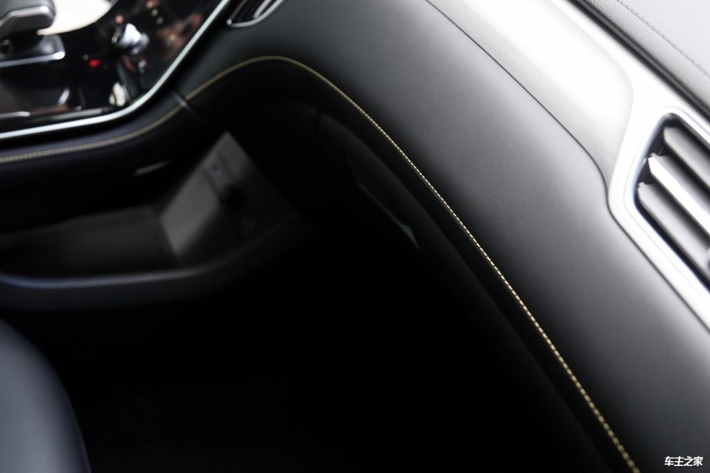 稳重的气质里藏着倔强的个性 荣威i6 MAX实拍解码_车型图解 -第11张图片-汽车笔记网