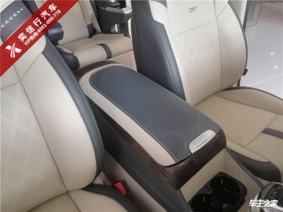 奔驰商务车Vs900房车优惠报价 V260商务车改装升级价格