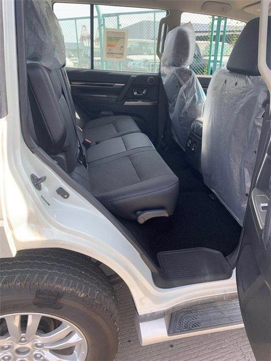 20款三菱帕杰罗V97港口现车限量批发价