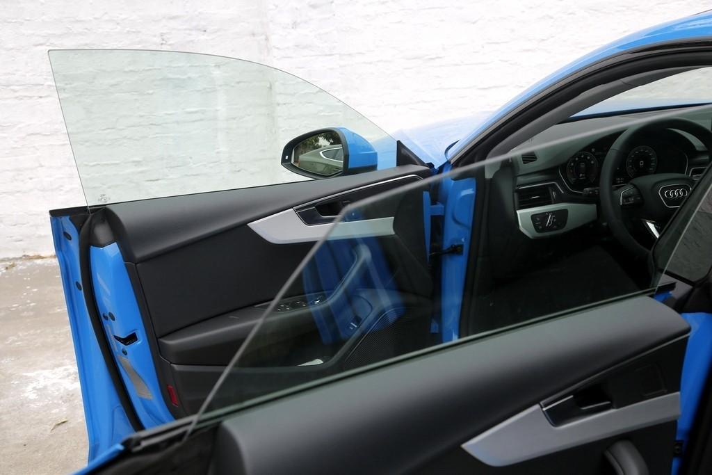 个性但不张扬  试驾新奥迪A5 Sportback_试驾评测 -第5张图片-汽车笔记网