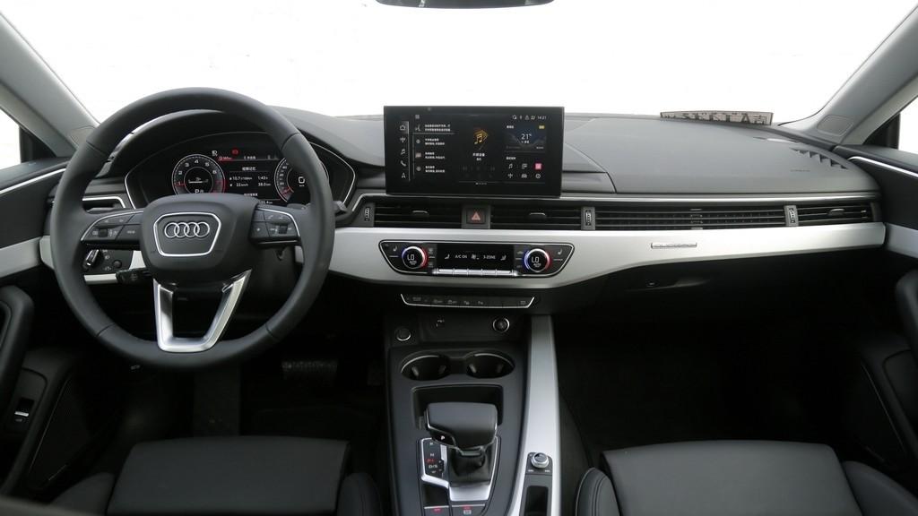 个性但不张扬  试驾新奥迪A5 Sportback_试驾评测 -第6张图片-汽车笔记网