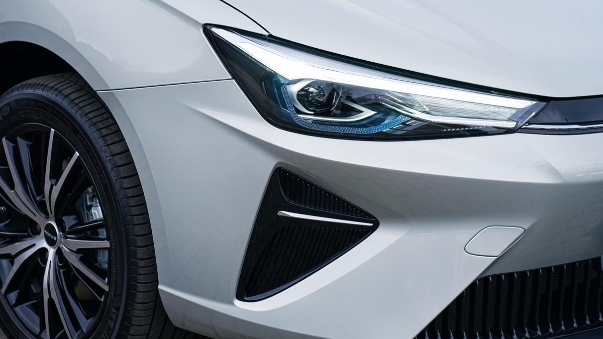 荣威全新Ei5实车体验:一切从质感的蜕变开始_车型图解 -第6张图片-汽车笔记网