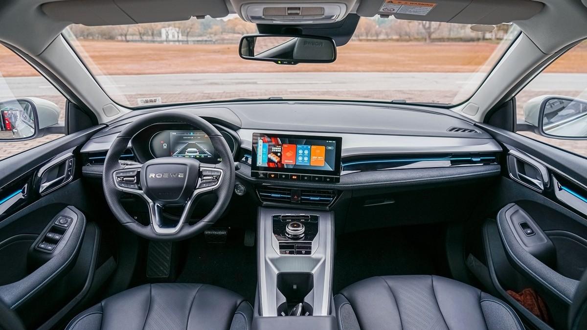 荣威全新Ei5实车体验:一切从质感的蜕变开始_车型图解 -第10张图片-汽车笔记网