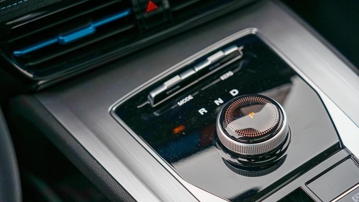 荣威全新Ei5实车体验:一切从质感的蜕变开始_车型图解 -第11张图片-汽车笔记网