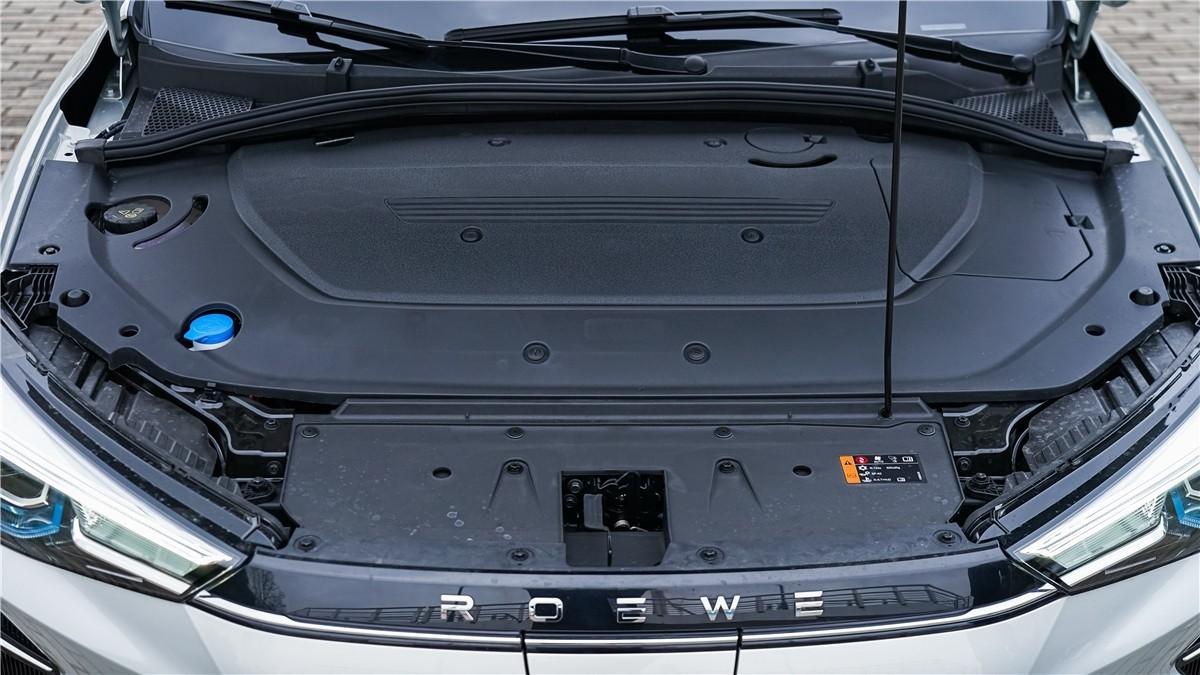 荣威全新Ei5实车体验:一切从质感的蜕变开始_车型图解 -第25张图片-汽车笔记网