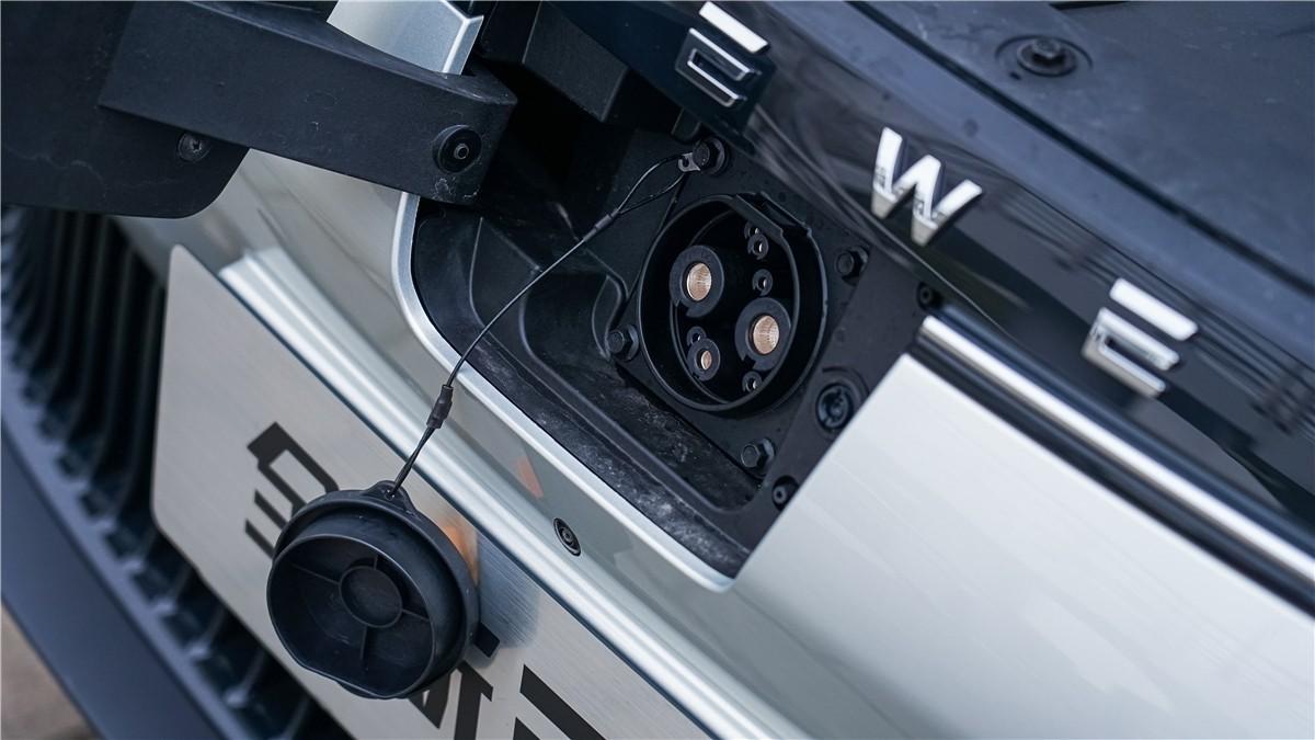 荣威全新Ei5实车体验:一切从质感的蜕变开始_车型图解 -第26张图片-汽车笔记网