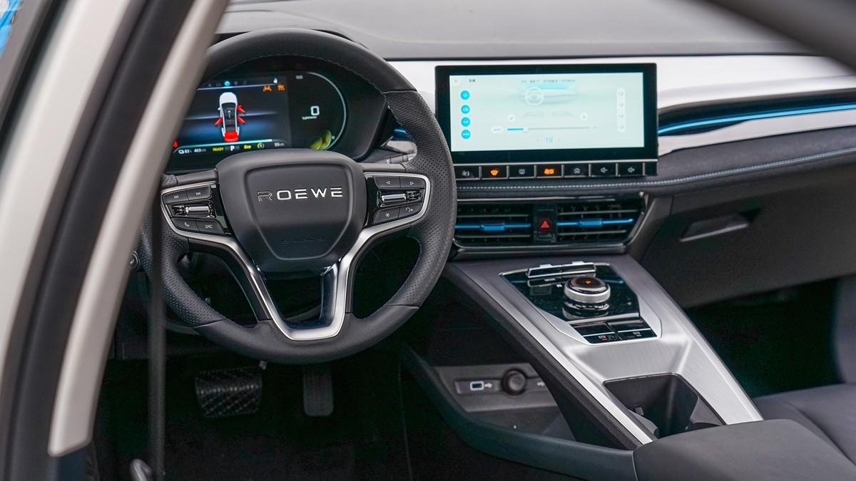 荣威全新Ei5实车体验:一切从质感的蜕变开始_车型图解 -第30张图片-汽车笔记网