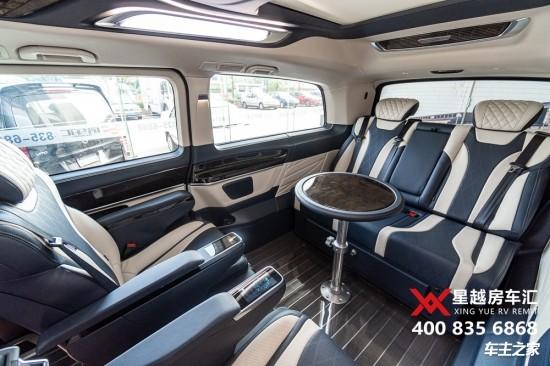 2021款奔驰V260L商务车